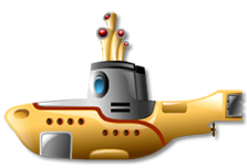 yellow submarine icon2